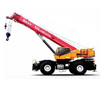 Grua Sany SRC550H RT 55 Ton