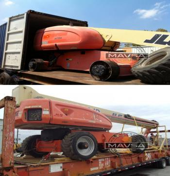 export boomlift jlg