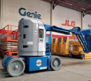 Plataforma Articulada Eléctrica -12M - Genie Z30/20N RJ