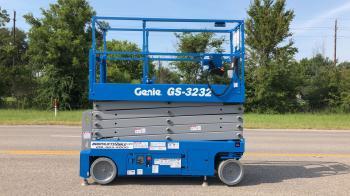 GENIE 3232 Plataforma de tijera electrico 12m