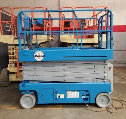 GENIE 3246 Plataformas de tijera electrica
