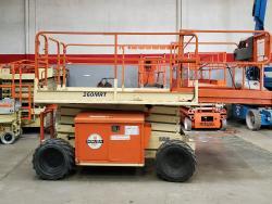 JLG 260MRT Elevador motorizado de tijera