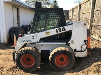 Bobcat 863 Minicargadoras  Skid Steer