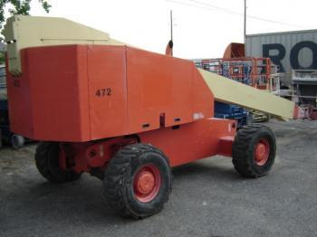 JLG 60' Diesel 4X4 Man Lift