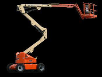 JLG E450AJ Elevadores de pluma articulada