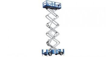Genie GS-4390 RT Elevadores motorizados de tijera