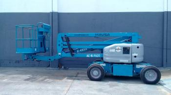 GENIE Z45-25 Plataforma elevadora articulada eléctrica 16M