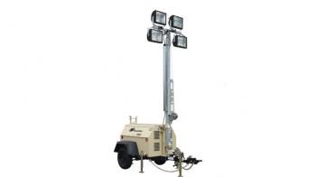 Ingersoll-Rand lightsource Torres de iluminación
