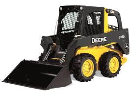 John Deere 318D Minicargadores
