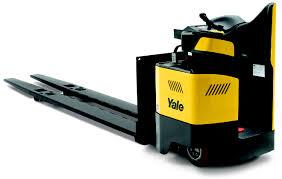 YALE MPR080-MPR100VG Transpaleta motorizada