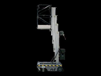 JLG 19AMI Elevadores de mástil vertical para empuja