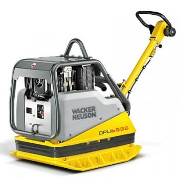 Wacker DPU 6555HE Placas compactadoras