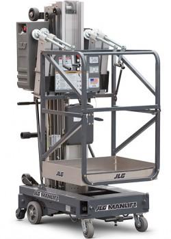 JLG 20AM Elevadores de mástil vertical para empuja