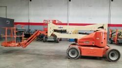 JLG E450AJ plataforma articulada eléctrica 16 m