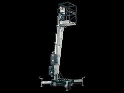 JLG 36AM Elevadores de mástil vertical para empuja