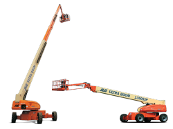 JLG 1350SJP elevadores de pluma telescópica