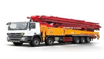 Bombas Pluma Concreto pump truck