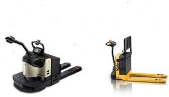 Transpaletas Manuales y Eléctricas - Transpaletas Elevadoras -